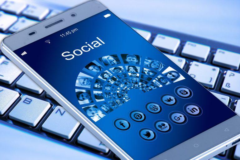 ソーシャルネットワークサービスイメージ